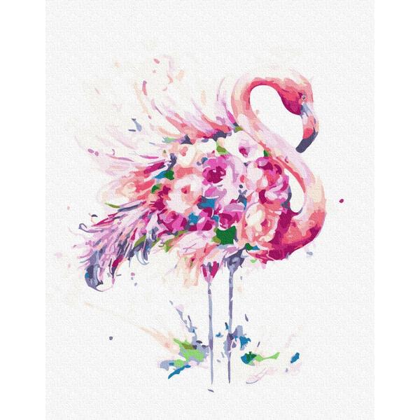 Картина по номерам Животные, птицы и рыбы - Юний орел