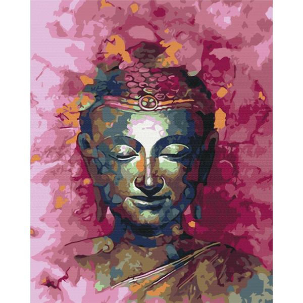Картина по номерам Люди на картинах - Будда