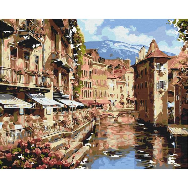 Картина по номерам Города - Австрийський городок