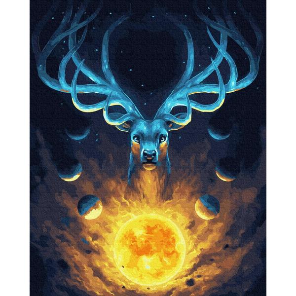 Картина по номерам Уникальные сюжеты - Володар циклу