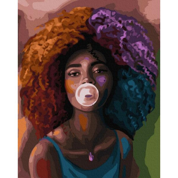Картина по номерам ПРЕМИУМ картины - В стиле хуба-буба