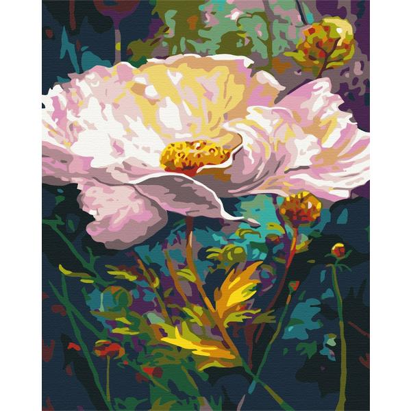 Картина по номерам Природа - Казкова квітка