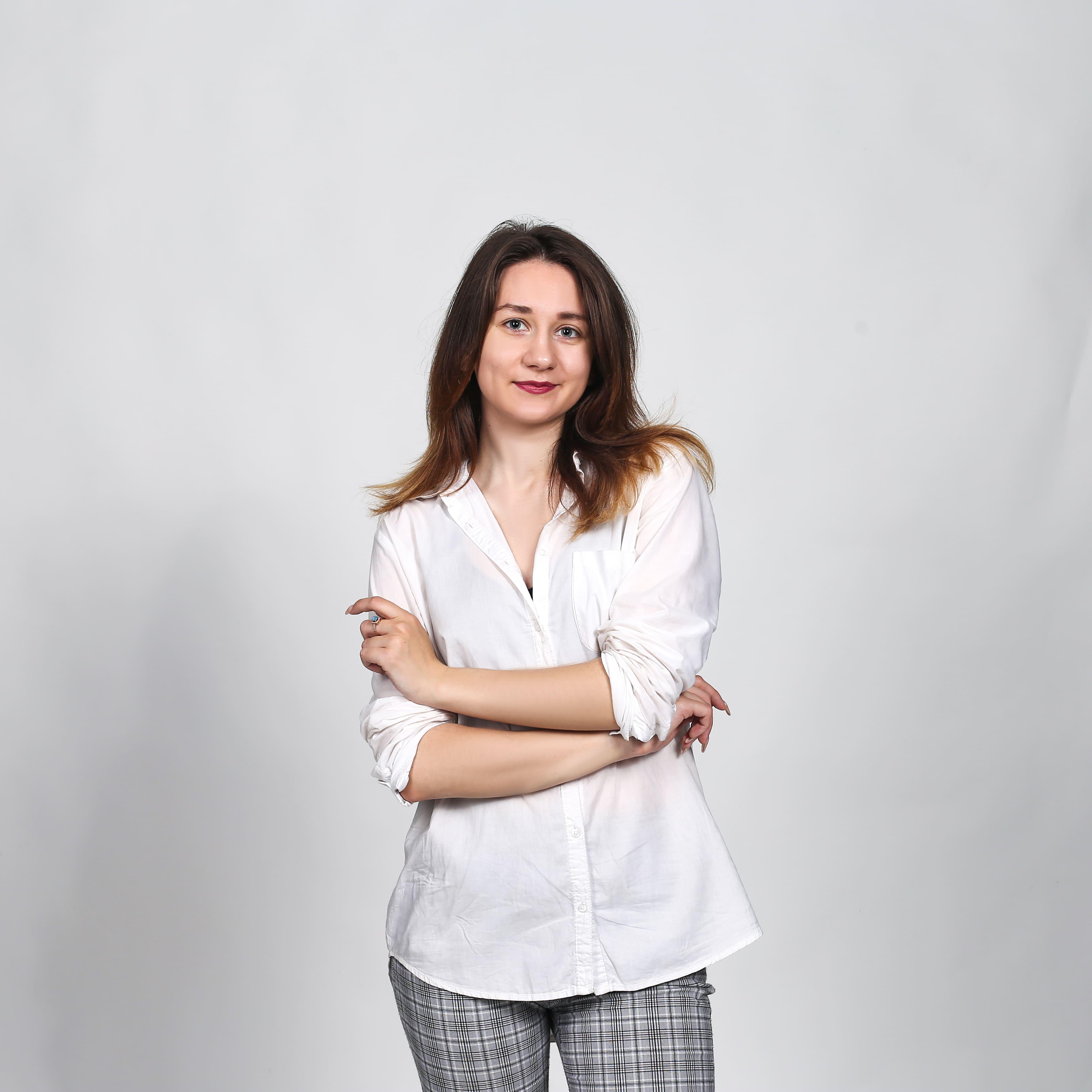 Москалюк Ирина